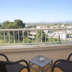 Отель JS Alcudi Mar балкон
