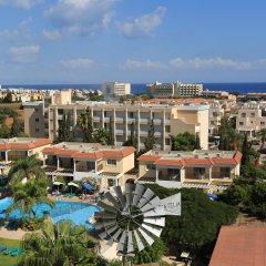 Jacaranda Hotel Apartments пляж