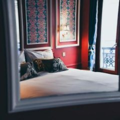 Отель La Mondaine Париж комната для гостей фото 5