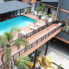 Отель Hostel Wing @ A2sea Таиланд, Паттайя - отзывы, цены и фото номеров - забронировать отель Hostel Wing @ A2sea онлайн балкон