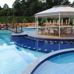 Отель Bourbon Atibaia Convention And Spa Resort Атибая с домашними животными
