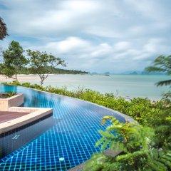 Отель Koh Yao Yai Village бассейн