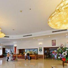 Champasak Grand Hotel интерьер отеля фото 3