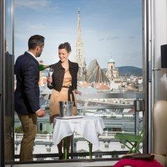 Отель Am Parkring Вена балкон