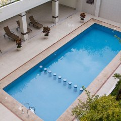 Hotel Villa Las Margaritas Sucursal Caxa балкон