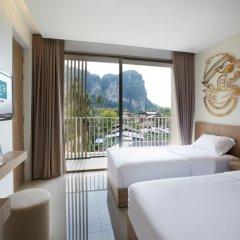Отель Centra By Centara Phu Pano Resort Krabi Ао Нанг комната для гостей фото 5