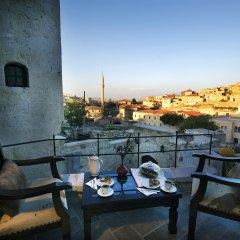 Бутик- Perimasali Cave - Cappadocia Турция, Мустафапаша - отзывы, цены и фото номеров - забронировать отель Бутик-Отель Perimasali Cave - Cappadocia онлайн балкон