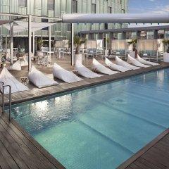 Отель Meliá Barcelona Sky бассейн фото 3