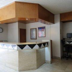 Hotel Arboledas Expo интерьер отеля