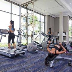 Отель U Sathorn Bangkok фитнесс-зал фото 3