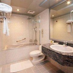 Отель Sun and Sands Downtown Hotel ОАЭ, Дубай - отзывы, цены и фото номеров - забронировать отель Sun and Sands Downtown Hotel онлайн ванная
