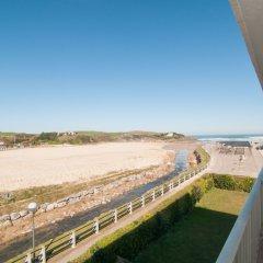 Отель Costa de Ajo Испания, Лианьо - отзывы, цены и фото номеров - забронировать отель Costa de Ajo онлайн пляж фото 2