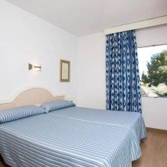 Отель Aparthotel Cabau Aquasol Испания, Пальманова - 1 отзыв об отеле, цены и фото номеров - забронировать отель Aparthotel Cabau Aquasol онлайн комната для гостей