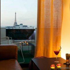 Отель Novotel Paris Vaugirard Montparnasse в номере