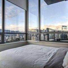 Отель Sky Residences Vancouver Канада, Ванкувер - отзывы, цены и фото номеров - забронировать отель Sky Residences Vancouver онлайн балкон