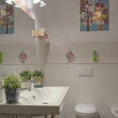 Отель Oasi Blu Apartment Италия, Болонья - отзывы, цены и фото номеров - забронировать отель Oasi Blu Apartment онлайн ванная