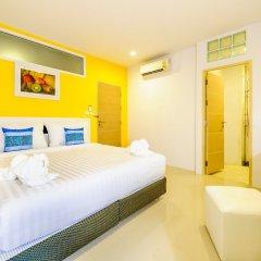 Отель The Frutta Boutique Patong Beach комната для гостей фото 10