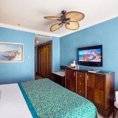 Отель Rixos Premium Bodrum - All Inclusive 5* Стандартный номер разные типы кроватей фото 6