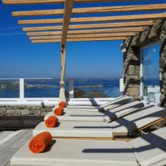 Отель Damianos Mykonos Hotel Греция, Миконос - отзывы, цены и фото номеров - забронировать отель Damianos Mykonos Hotel онлайн фитнесс-зал