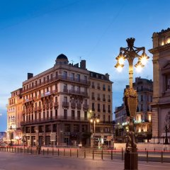 Отель Escale Oceania Marseille Марсель фото 7