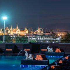 Отель Dang Derm in The Park Khaosan бассейн фото 2