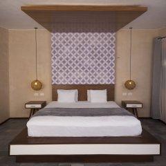 Отель Quinta Margarita Boho Chic Плая-дель-Кармен комната для гостей