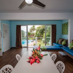 Отель Blue West Villas комната для гостей фото 4