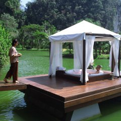 Отель Maritime Park And Spa Resort Нуа-Клонг спа