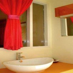 Отель Sunshine Pool Villa Таиланд, Пак-Нам-Пран - отзывы, цены и фото номеров - забронировать отель Sunshine Pool Villa онлайн ванная