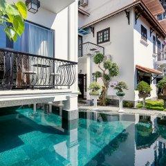Отель Riverside Impression Homestay Villa бассейн фото 3