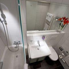 Отель Cresta Швейцария, Давос - отзывы, цены и фото номеров - забронировать отель Cresta онлайн ванная фото 2