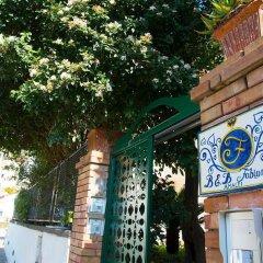 Отель B&B Villa Fabiana Италия, Амальфи - отзывы, цены и фото номеров - забронировать отель B&B Villa Fabiana онлайн вид на фасад