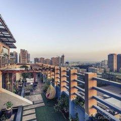 Отель Xiamen Yilai International Apartment Hotel Китай, Сямынь - отзывы, цены и фото номеров - забронировать отель Xiamen Yilai International Apartment Hotel онлайн балкон
