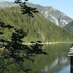 Отель Apparthotel Montana Австрия, Бад-Миттерндорф - отзывы, цены и фото номеров - забронировать отель Apparthotel Montana онлайн балкон