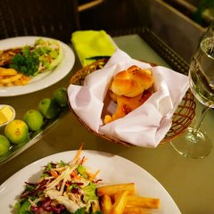 Отель Lespri Grand питание фото 3