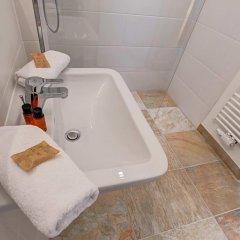 Отель Aparthotel Bianca Австрия, Вена - отзывы, цены и фото номеров - забронировать отель Aparthotel Bianca онлайн ванная
