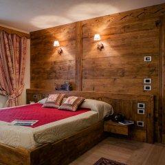 Отель Relais du Berger Грессан сейф в номере