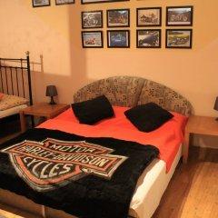 Апартаменты Apartments Harley Style комната для гостей фото 9