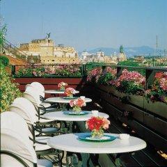 Отель Atlante Star Hotel Италия, Рим - 1 отзыв об отеле, цены и фото номеров - забронировать отель Atlante Star Hotel онлайн балкон