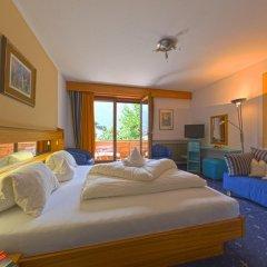 Garni - Hotel Rinner Julia Лачес комната для гостей фото 3