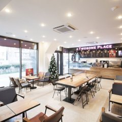Crown Harbor Hotel Busan гостиничный бар