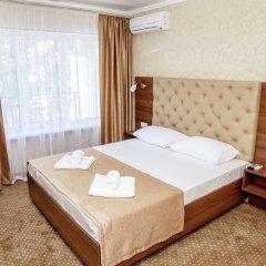 Гостиница Кубань (Геленджик) комната для гостей фото 4
