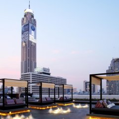 Отель Centara Watergate Pavillion Hotel Bangkok Таиланд, Бангкок - 4 отзыва об отеле, цены и фото номеров - забронировать отель Centara Watergate Pavillion Hotel Bangkok онлайн приотельная территория