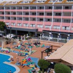 Luna Hotel Da Oura Албуфейра пляж