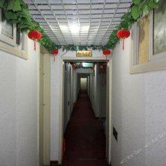 Отель Anqiao Hostel Китай, Пекин - отзывы, цены и фото номеров - забронировать отель Anqiao Hostel онлайн интерьер отеля
