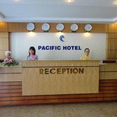 Отель Pacific Hotel Vung Tau Вьетнам, Вунгтау - отзывы, цены и фото номеров - забронировать отель Pacific Hotel Vung Tau онлайн интерьер отеля фото 2