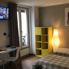 Отель Hôtel & Résidence de la Mare Франция, Париж - отзывы, цены и фото номеров - забронировать отель Hôtel & Résidence de la Mare онлайн комната для гостей фото 2