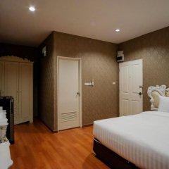 Отель The O-zone Airport Inn Бангкок комната для гостей фото 5