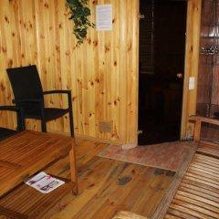 Гостиница Экотель Ирис Мариуполь сауна