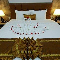 Mai Thang Hotel Далат комната для гостей